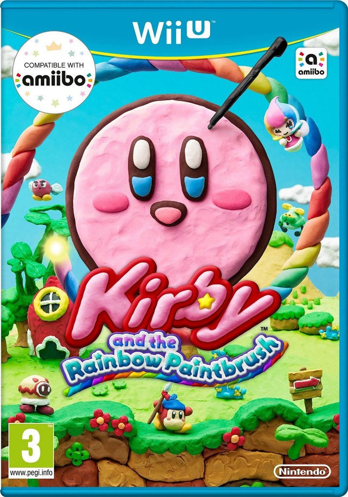 Kirby and the Rainbow Paintbrush (Wii U) - Offer Games