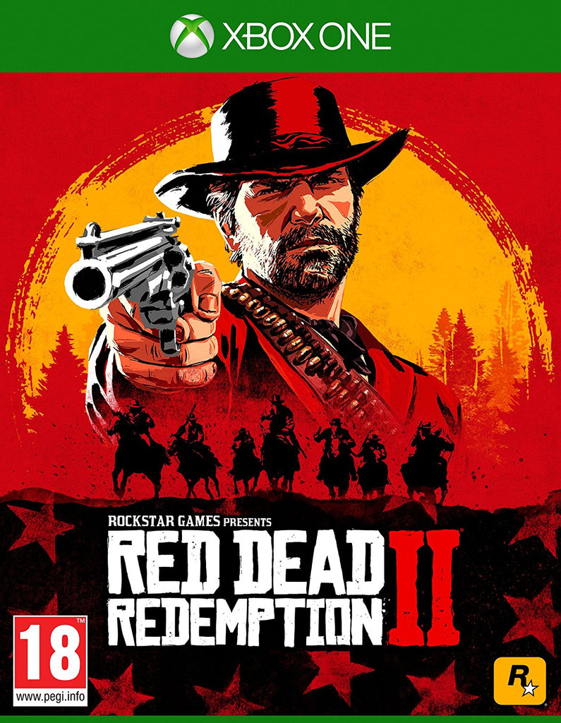 Red Dead Redemption 2 (Xbox One) - Offer Games