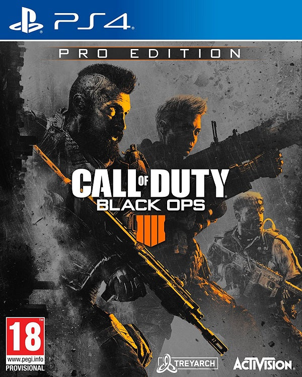 Call of Duty Black Ops 4 Pro Edition (PS4) - Offer Games
