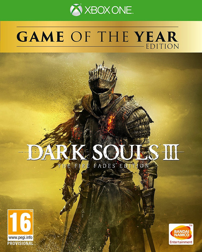 Dark Souls 3 The Fire Fades (Xbox One) - Offer Games