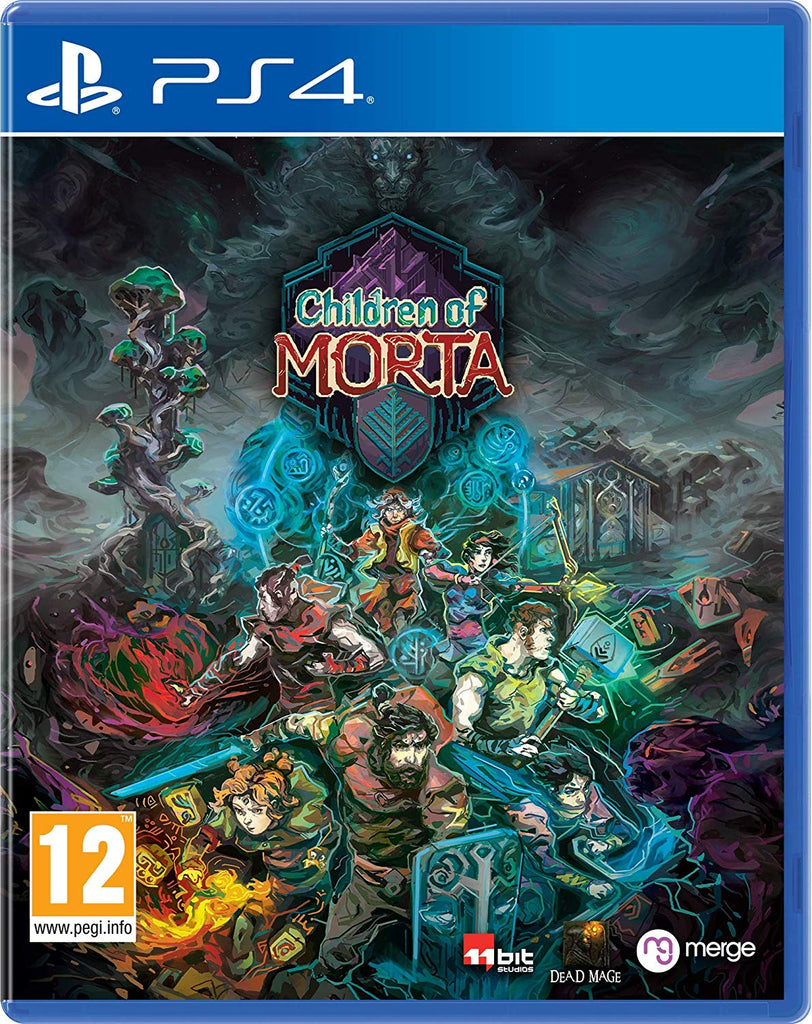 Children of Morta (PS4) - Offer Games