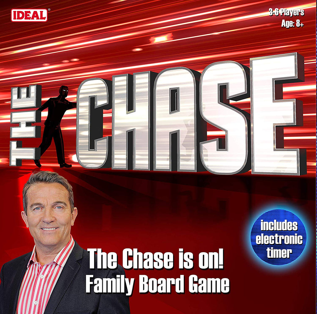 The Chase TV Show Board Game - Offer Games