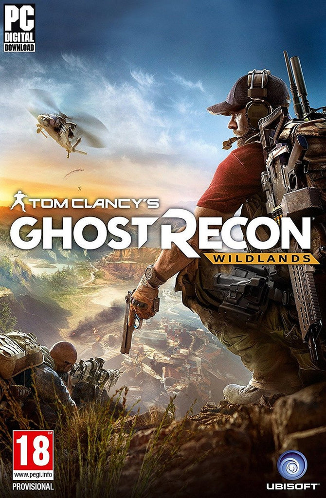 Tom Clancy's Ghost Recon Wildlands (PC) - Offer Games