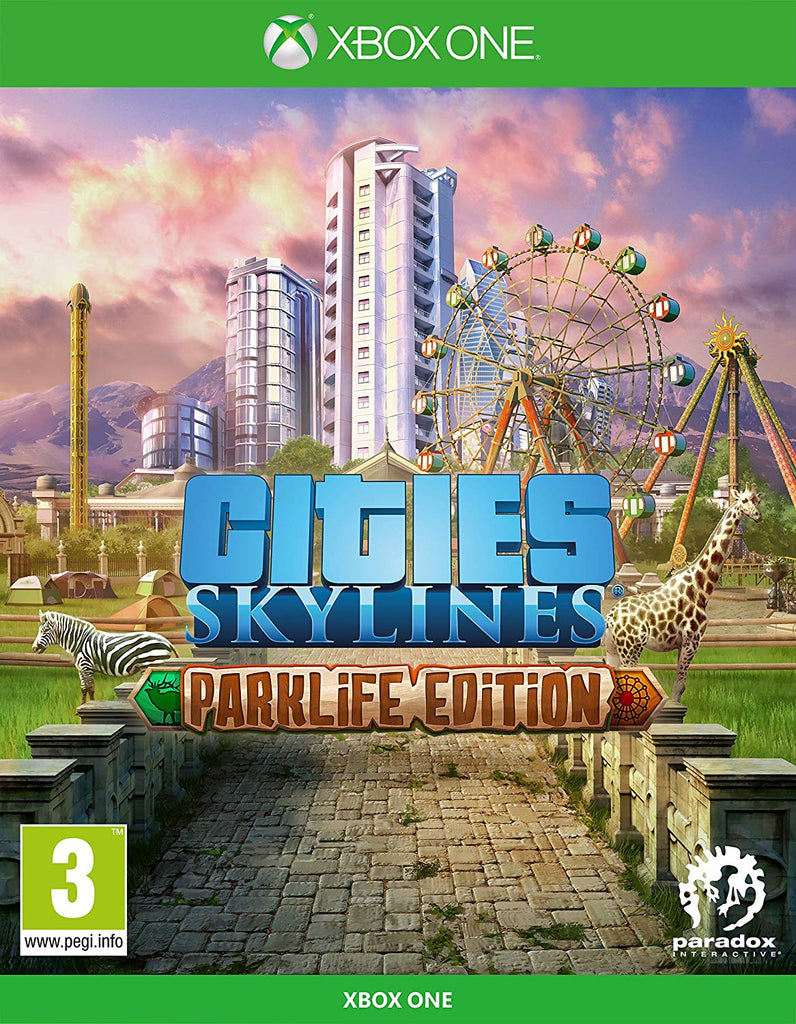 Cities Skylines: Parklife Edition (Xbox One) - Offer Games