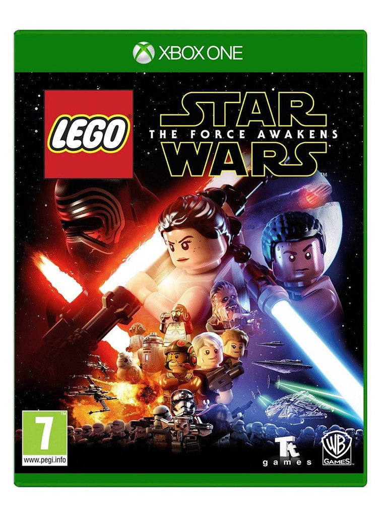 LEGO Star Wars: The Force Awakens (Xbox One) - Offer Games