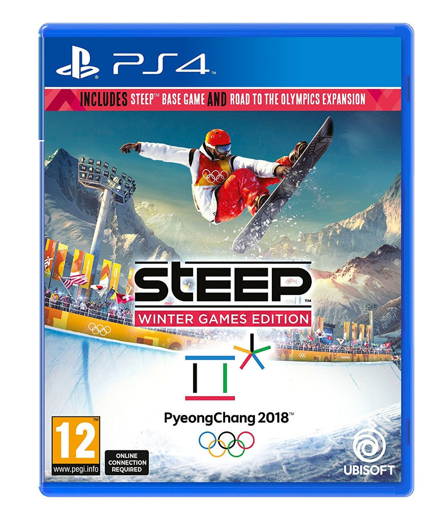 Steep Road To The Olympics (PS4) - GameIN
