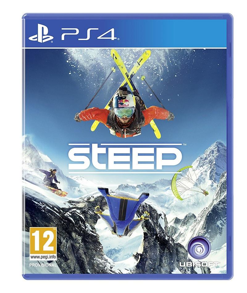 Steep (PS4) - Offer Games