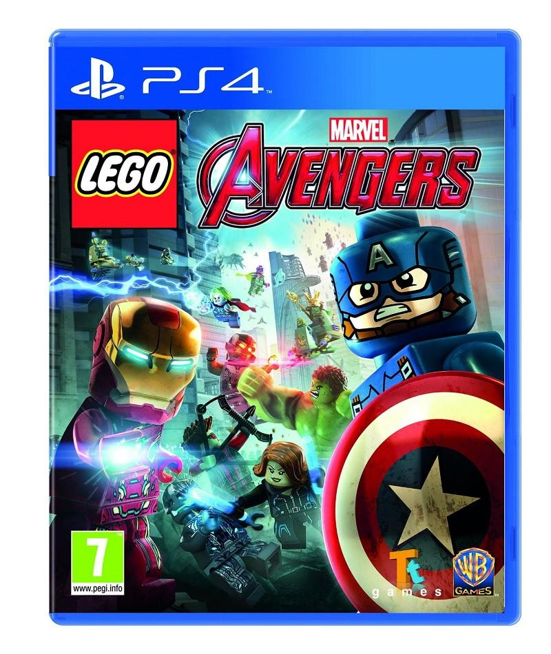LEGO Marvel Avengers (PS4) - GameIN