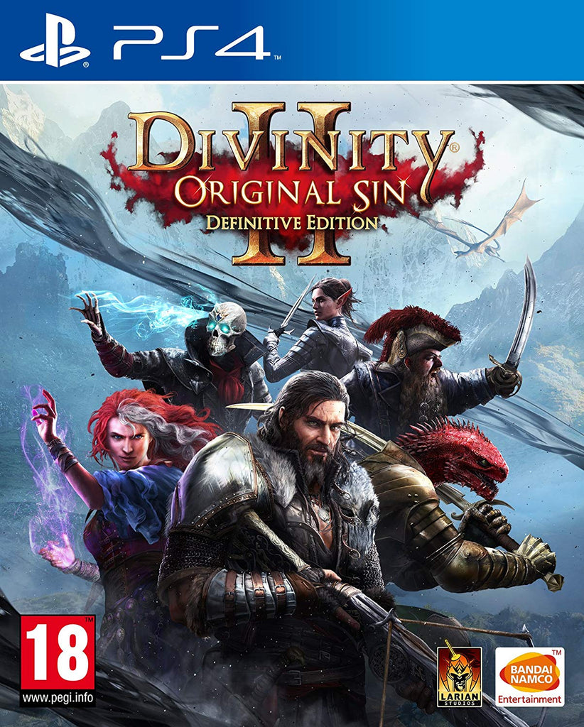 Divinity Original Sin 2 (PS4) - Offer Games