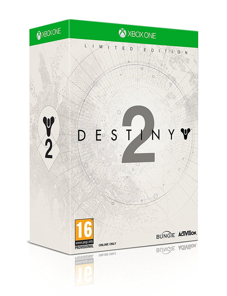 Destiny 2 - Limited Edition (Xbox One) - GameIN