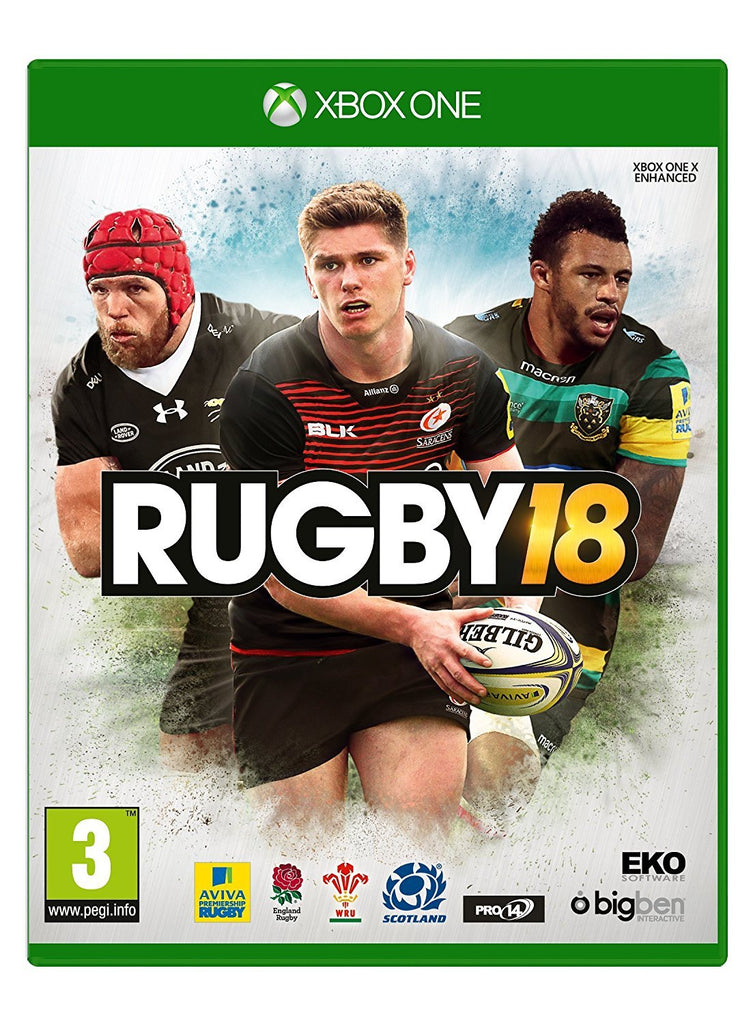 Rugby 18 (Xbox One) - GameIN