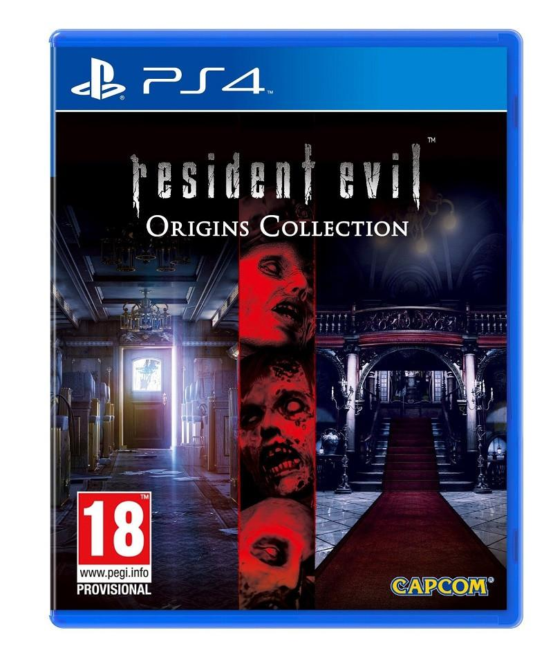 Resident Evil Origins Collection (PS4) - Offer Games