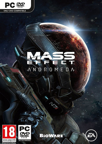 Mass Effect Andromeda (PC) - Offer Games