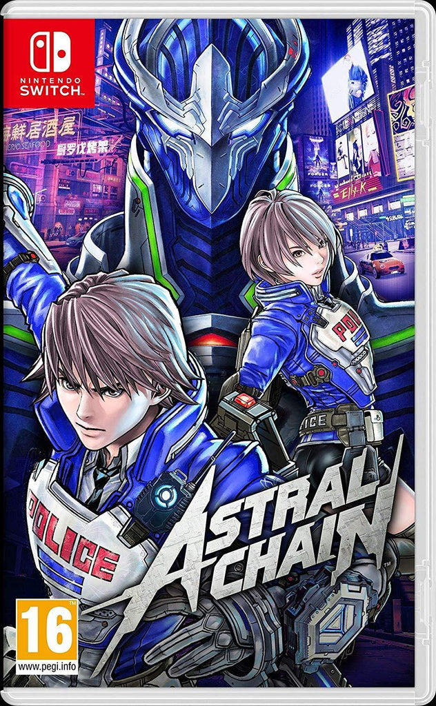 Astral Chain (Nintendo Switch) - Offer Games
