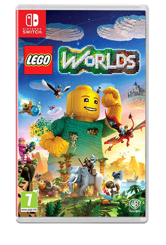 LEGO Worlds (Nintendo Switch) - GameIN