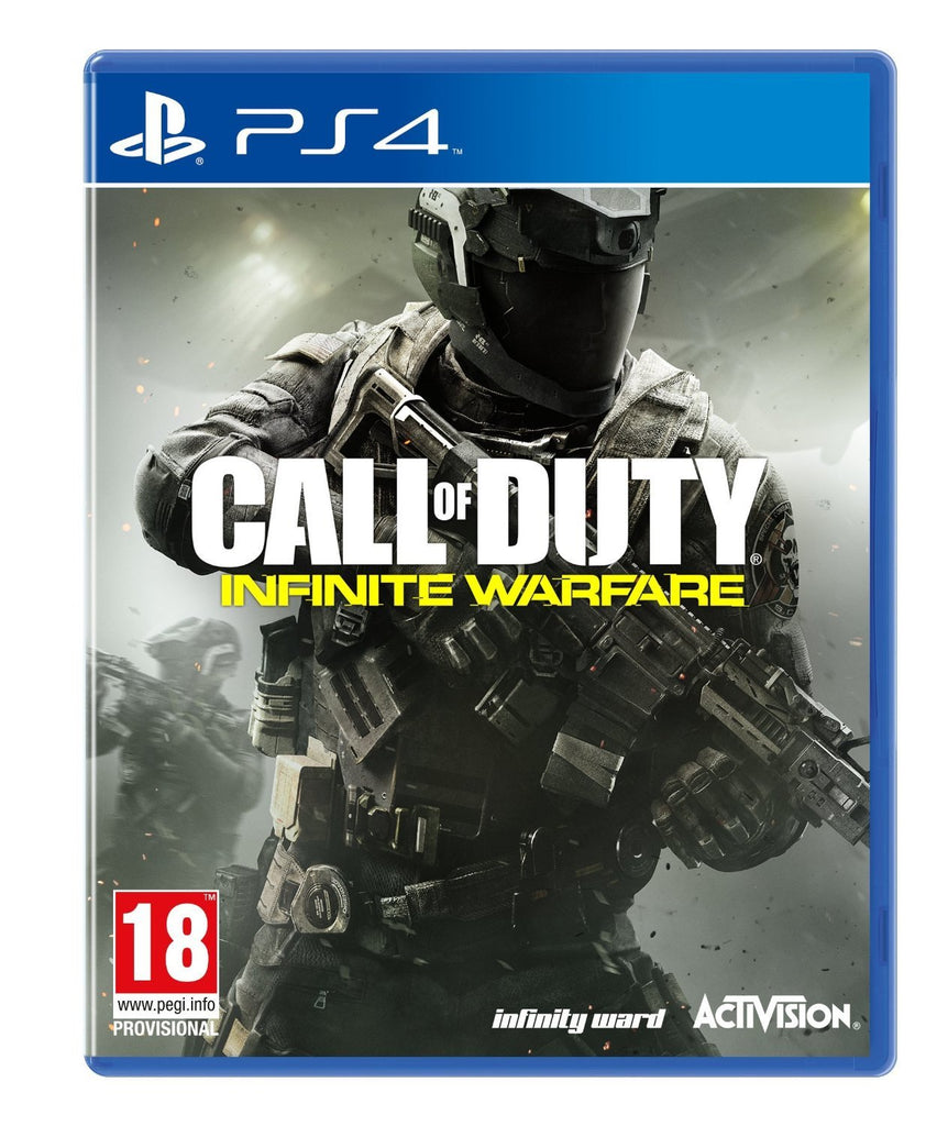 Call of Duty: Infinite Warfare (PS4) - Offer Games