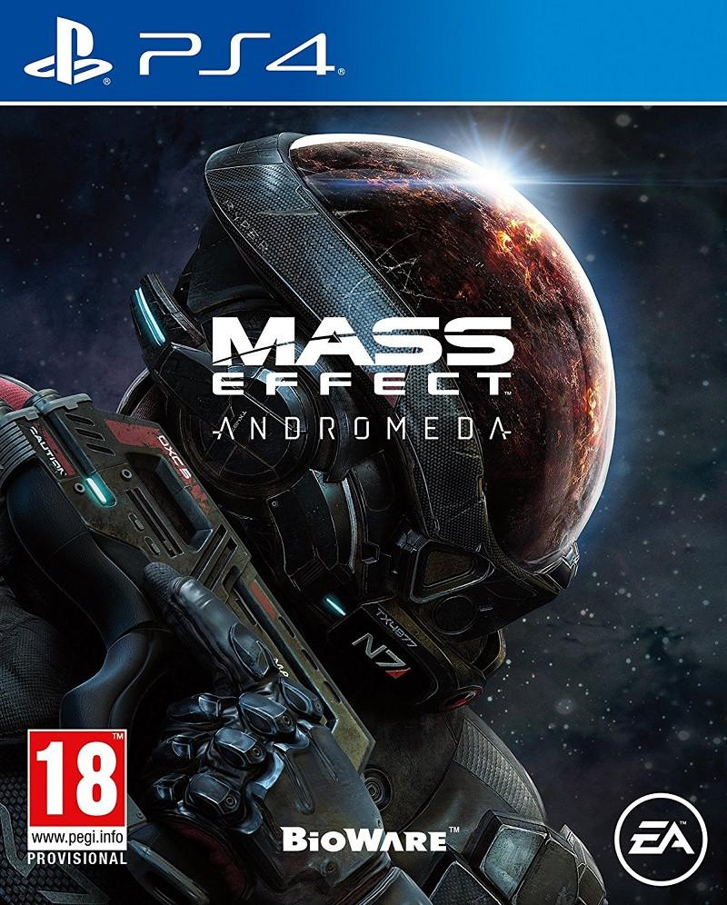 Mass Effect Andromeda (PS4) - Offer Games