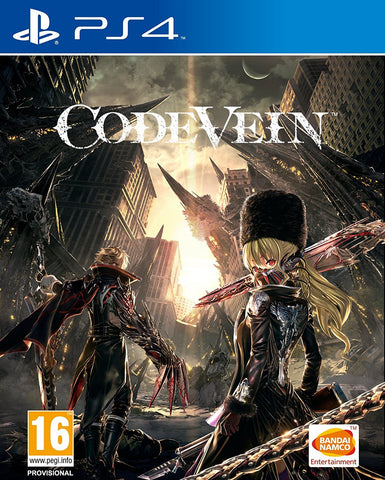 Code Vein (PS4) - GameIN
