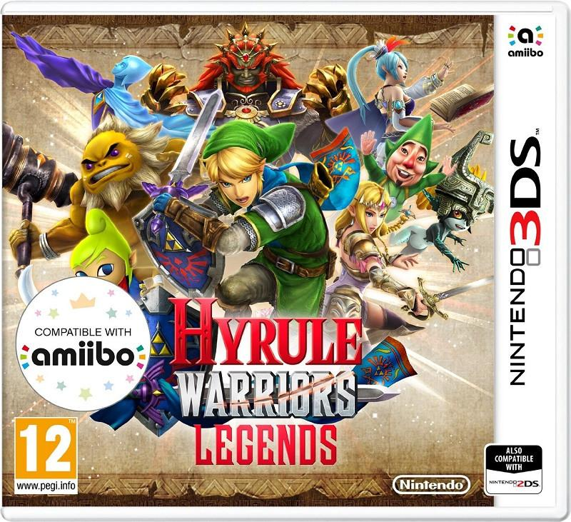 Hyrule Warriors (3DS) - Offer Games