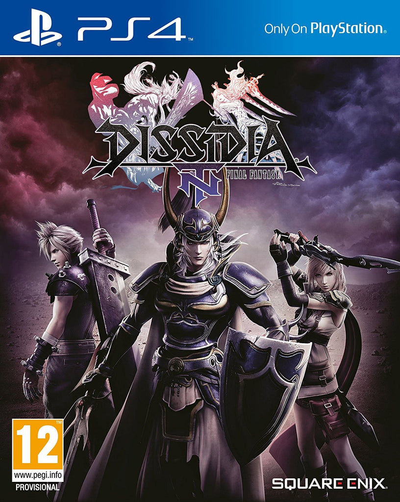 Dissidia Final Fantasy NT (PS4) - Offer Games