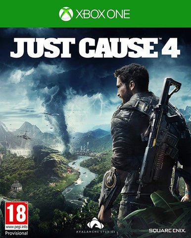 Just Cause 4 (Xbox One) - Offer Games