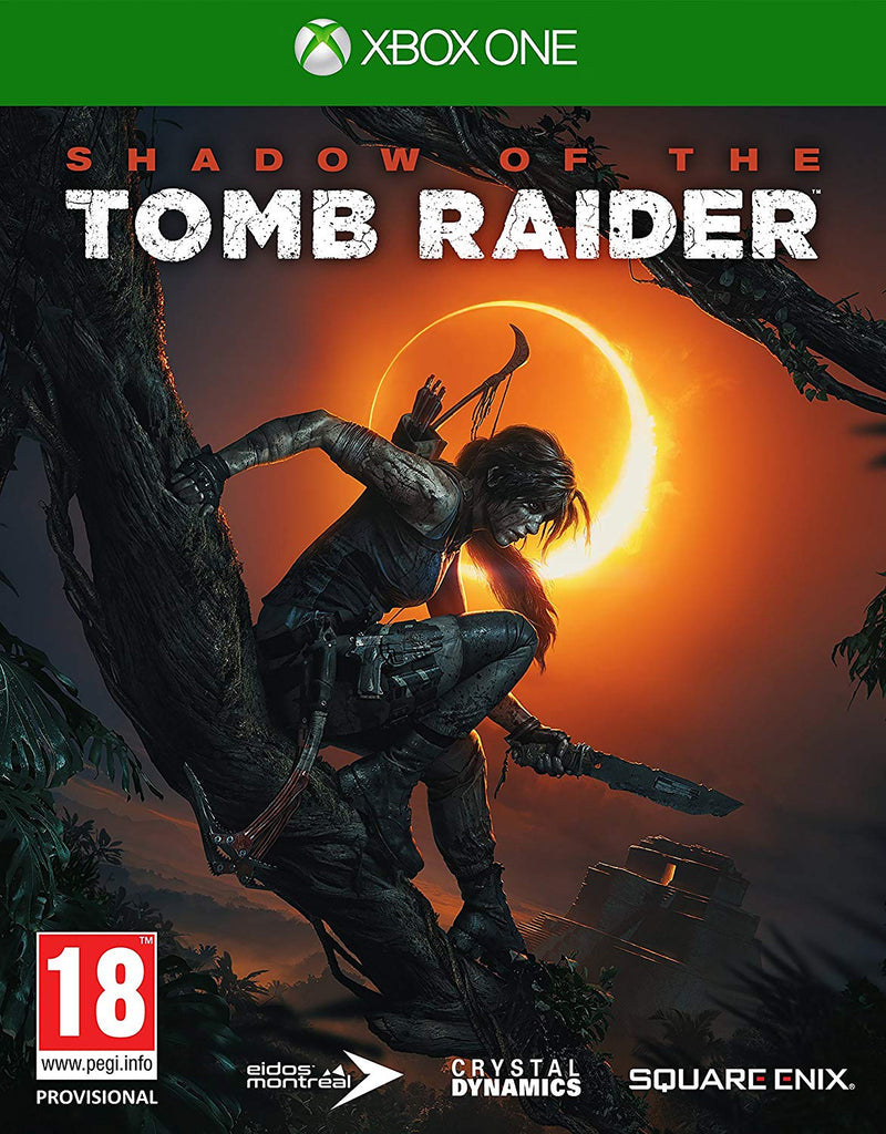 Shadow of the Tomb Raider (Xbox One) - Offer Games