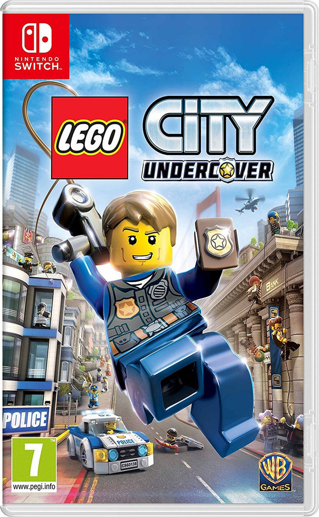 LEGO City Undercover (Nintendo Switch) - Offer Games