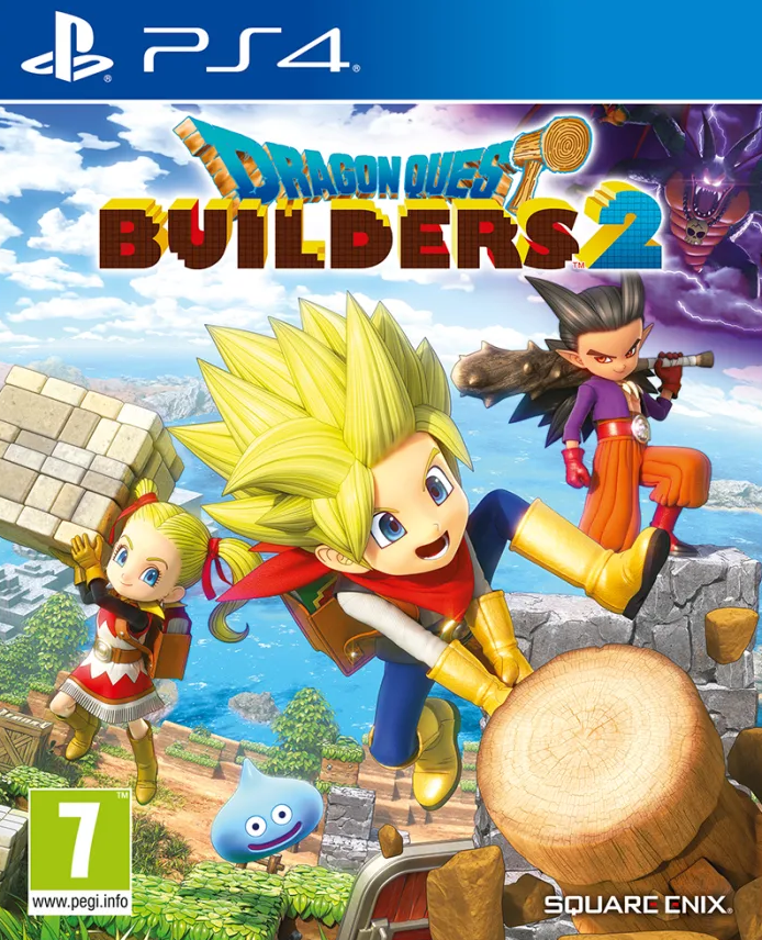 Dragon Quest Builders 2 (PS4) - Offer Games