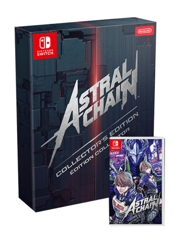 Astral Chain Limited Edition (Nintendo Switch) - Offer Games