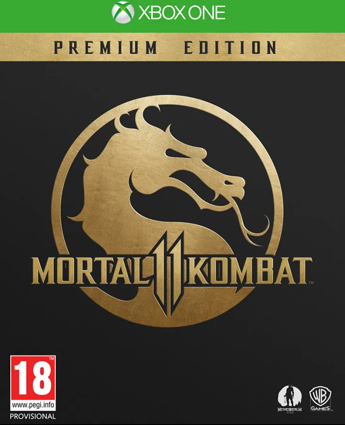 Mortal Kombat 11 Premium Edition (Xbox One) - Offer Games