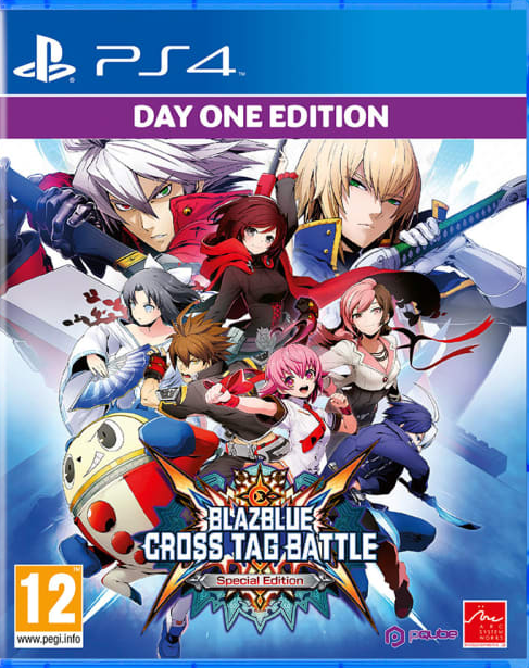 BlazBlue Cross Tag Battle Special Edition (PS4) - Offer Games