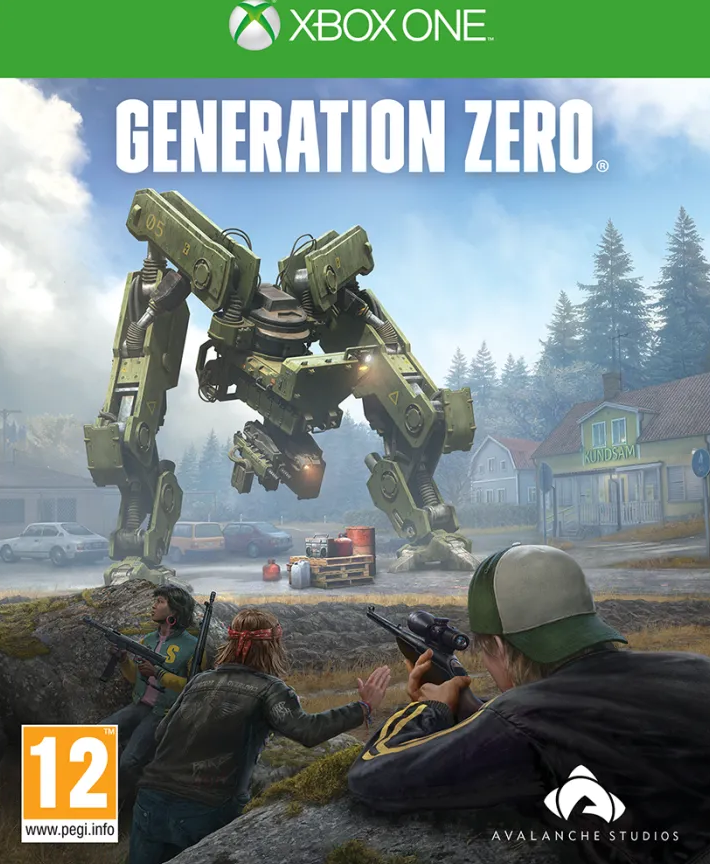 Generation Zero (Xbox One) - Offer Games