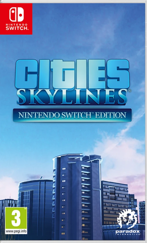 Cities: Skylines (Nintendo Switch) - Offer Games