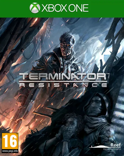 Terminator: Resistance (Xbox One) - Offer Games
