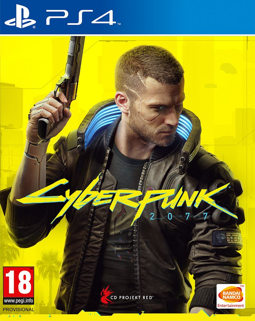 Cyberpunk 2077 (PS4) - Offer Games