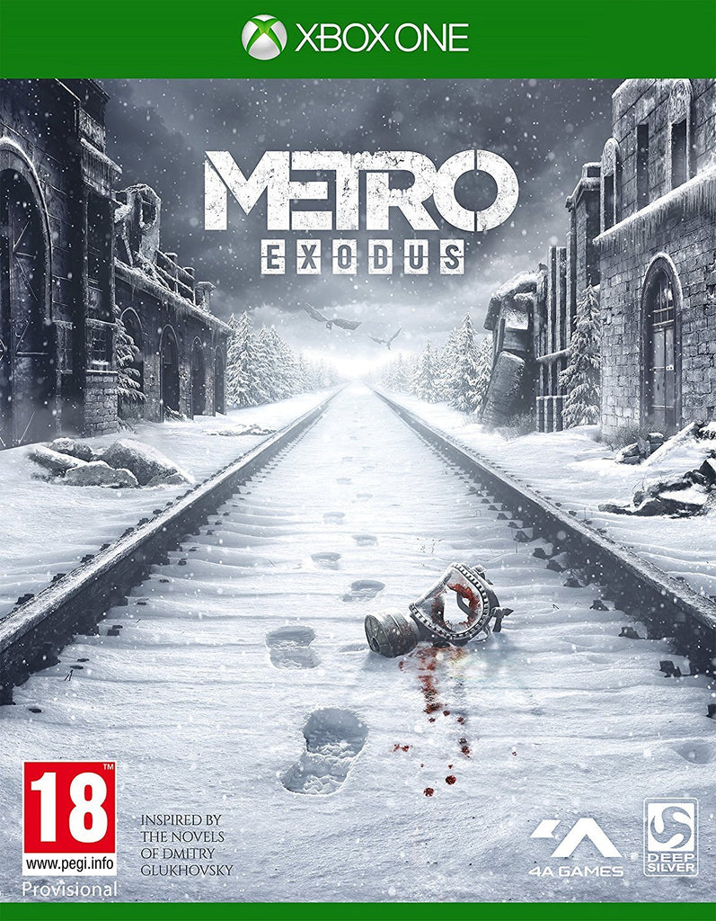 Metro Exodus (Xbox One) - GameIN