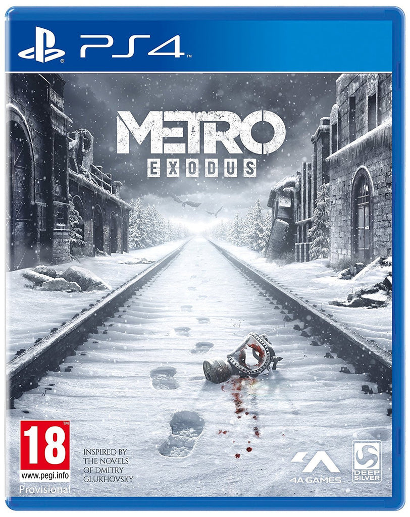 Metro Exodus (PS4) - Offer Games