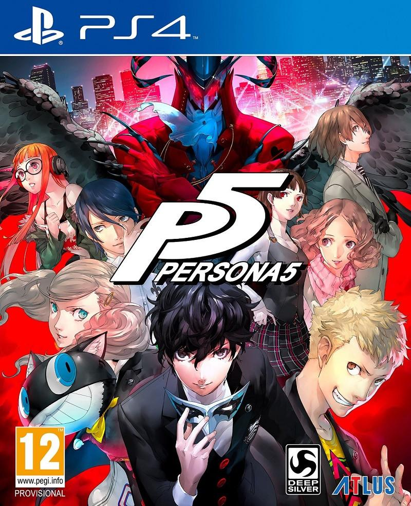 Persona 5 (PS4) - Offer Games