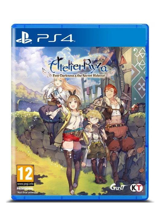Atelier Ryza: Ever Darkness & the Secret Hideout (PS4) - Offer Games