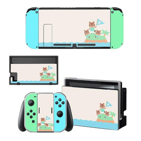 Animal Crossing Skin Cover (Nintendo Switch)