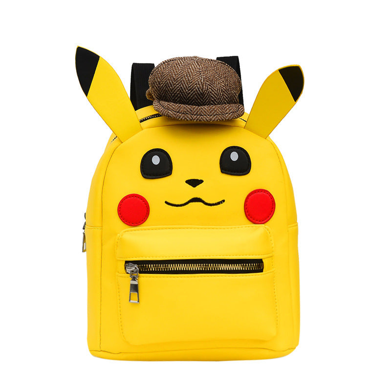 Pokemon Pikachu with Cap Backpack - Offer Games