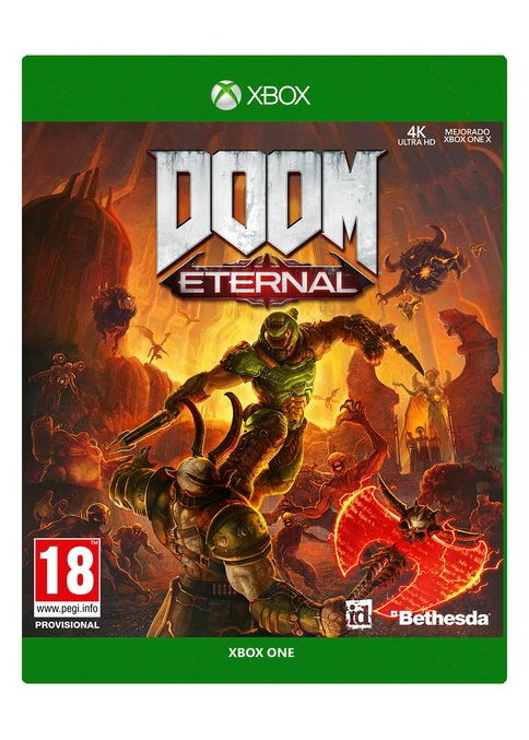 Doom: Eternal (Xbox One) - Offer Games