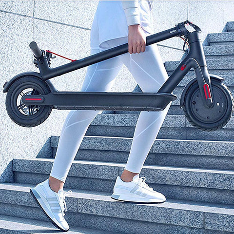 Electric Scooter 7.8ah 22KM Range Sport Scooter with Smart App Portable Design LED Display Screen Powerful Scooter