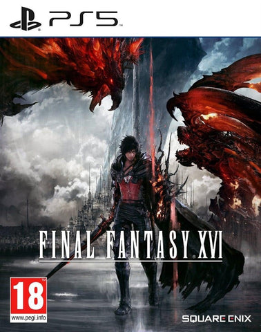 Final Fantasy XVI (PS5)
