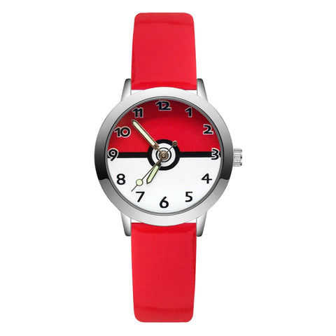 Pokemon Poke Ball Children's Watch - Offer Games