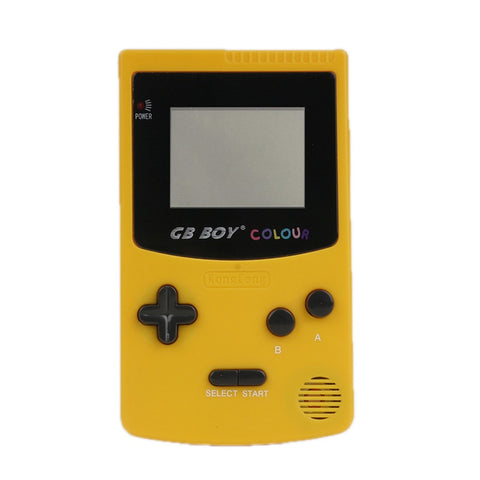 GB Boy Colour Color Handheld Game Console - 66 Games - Offer Games
