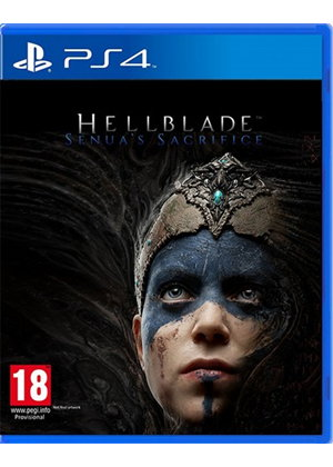Hellblade: Senua's Sacrifice (PS4) - Offer Games