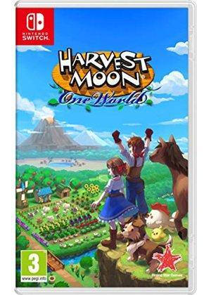 Harvest Moon: One World (Nintendo Switch)