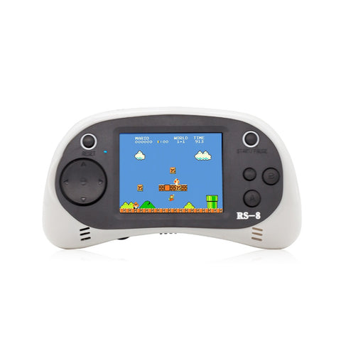 Handheld Console for Children - 260 Retro Games - Offer Games