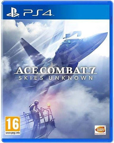 Ace Combat 7: Skies Unknown (PS4) - Offer Games